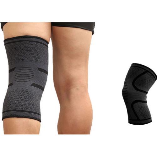 2Pcs Neoprene Knee Pads Guard Support Braces Sleeve for Runn