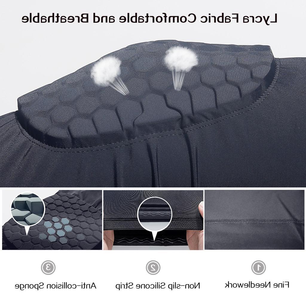 WorthWhile 1PC <font><b>Knee</b></font> <font><b>Pads</b></font> Sleeve Fitness Gear