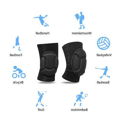 2 Professional Pads Leg Protector For Sport Work Construction