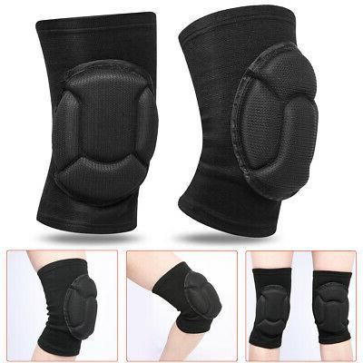 2 x professional knee pads leg protector