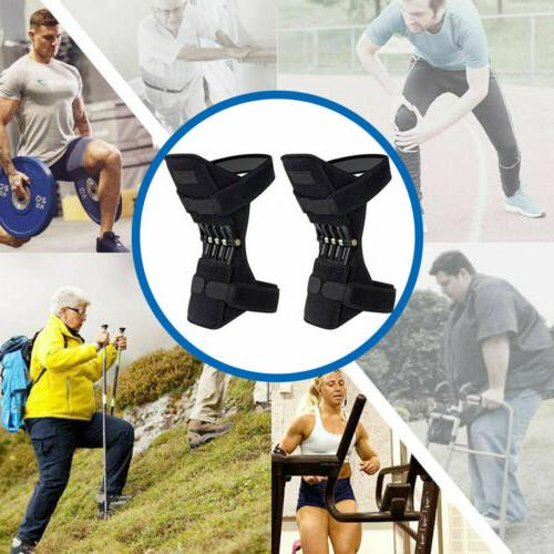 2pcs Joint Knee Pads Booster Outdoor New