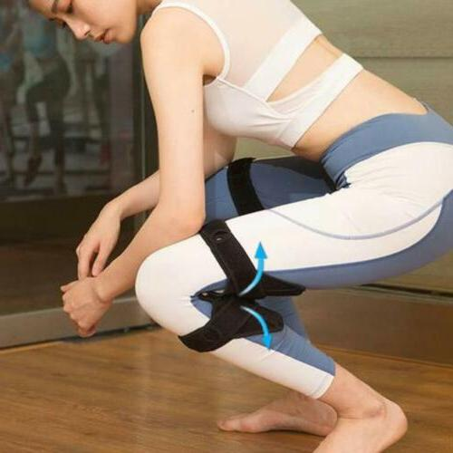 2pcs Joint Support Knee Pads Booster Squat New