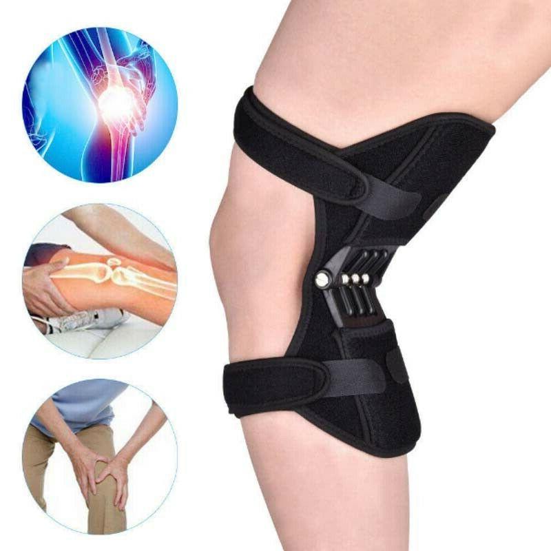 2Pcs Knee Joint Squat Power Force