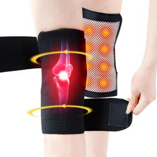 2pcs self heating knee pads magnetic therapy