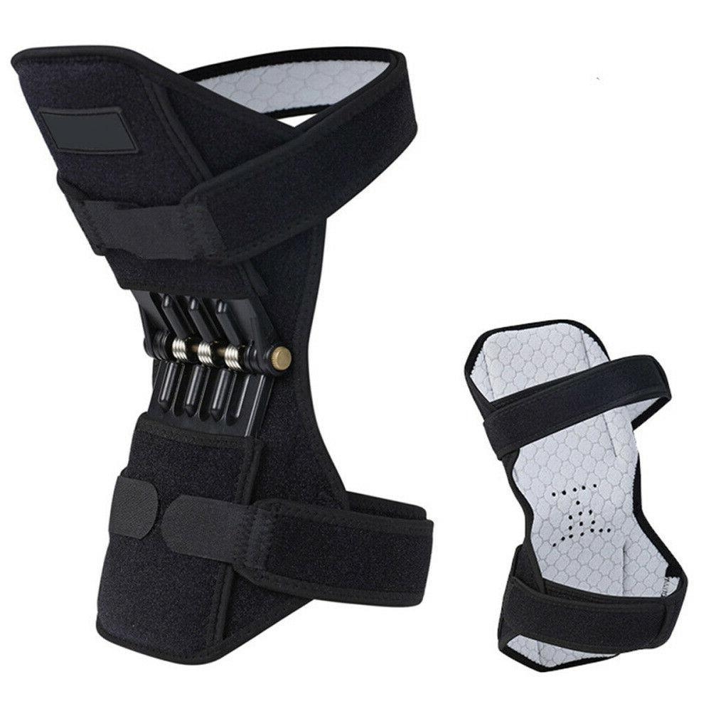 2x Support Knee Pads Squat Power Force