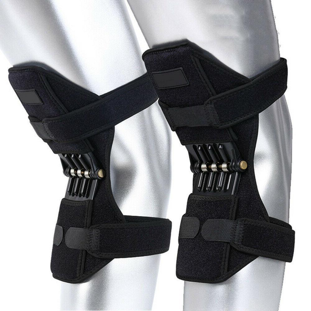 2x Joint Brace Knee Squat Power Force