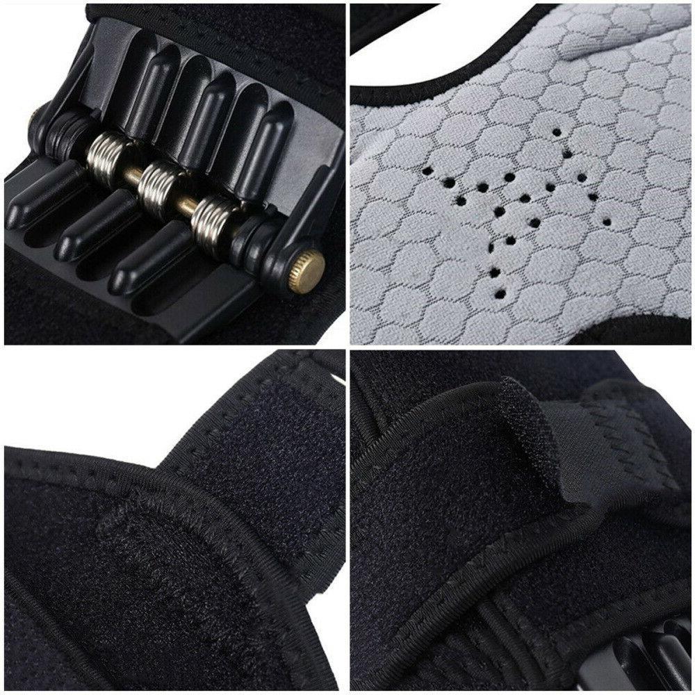 2x Brace Knee Squat Sports