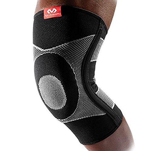 4 way elastic knee sleeve with gel