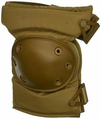 ALTA 52913.14 AltaCONTOUR Knee Protector Pad, Coyote Nylon F