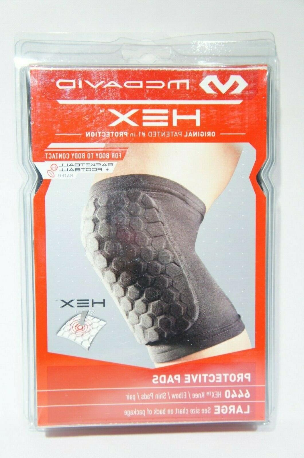 6440 hex knee pads elbow pads shin