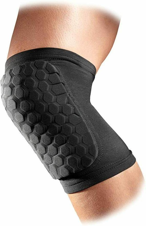 6440 set of hex knee pads elbow