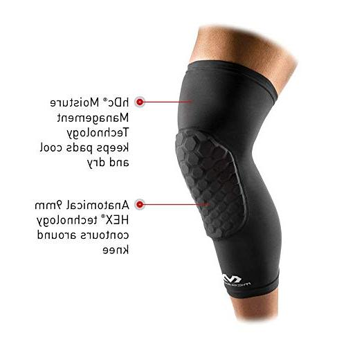 Knee Hex Leg Sleeve for Volleyball, - Pair of