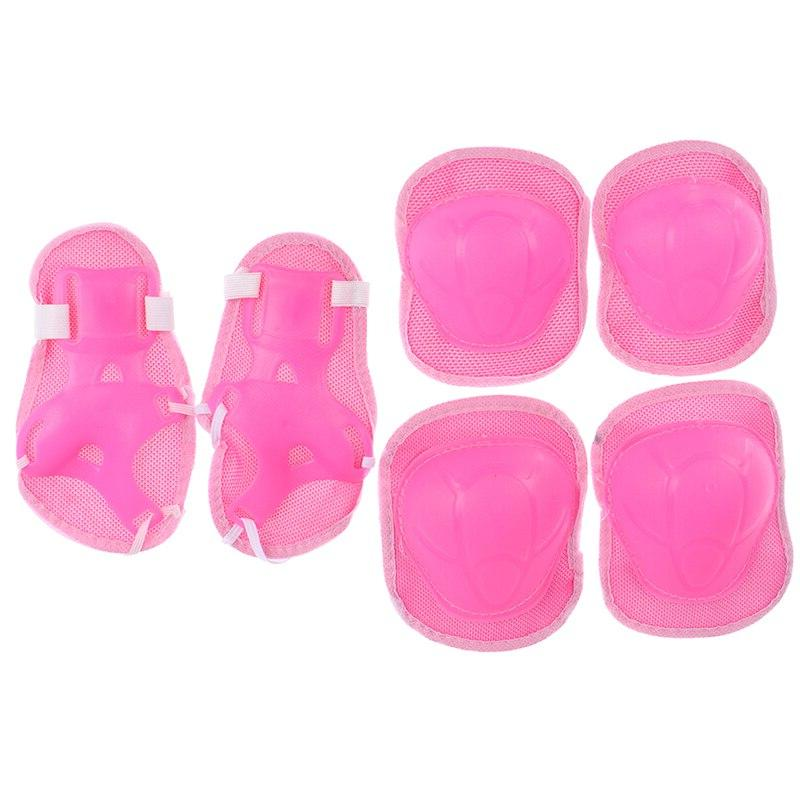 6pc/set <font><b>Knee</b></font> Protector For Kids Protective