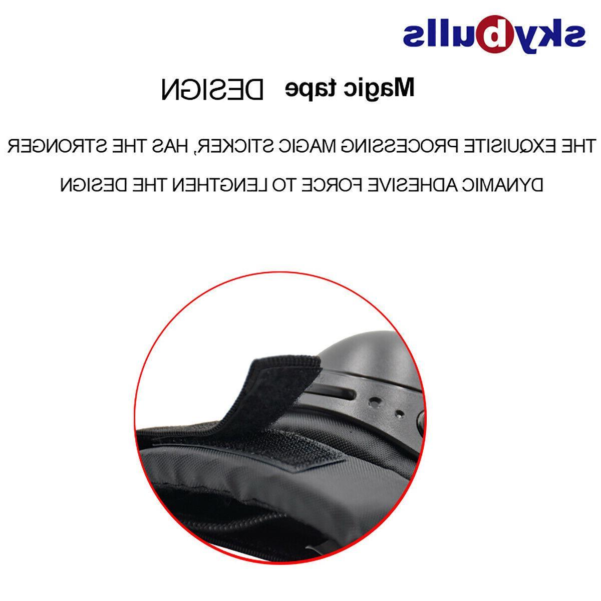 6x US Skating Knee Protective Gear Sets Kids