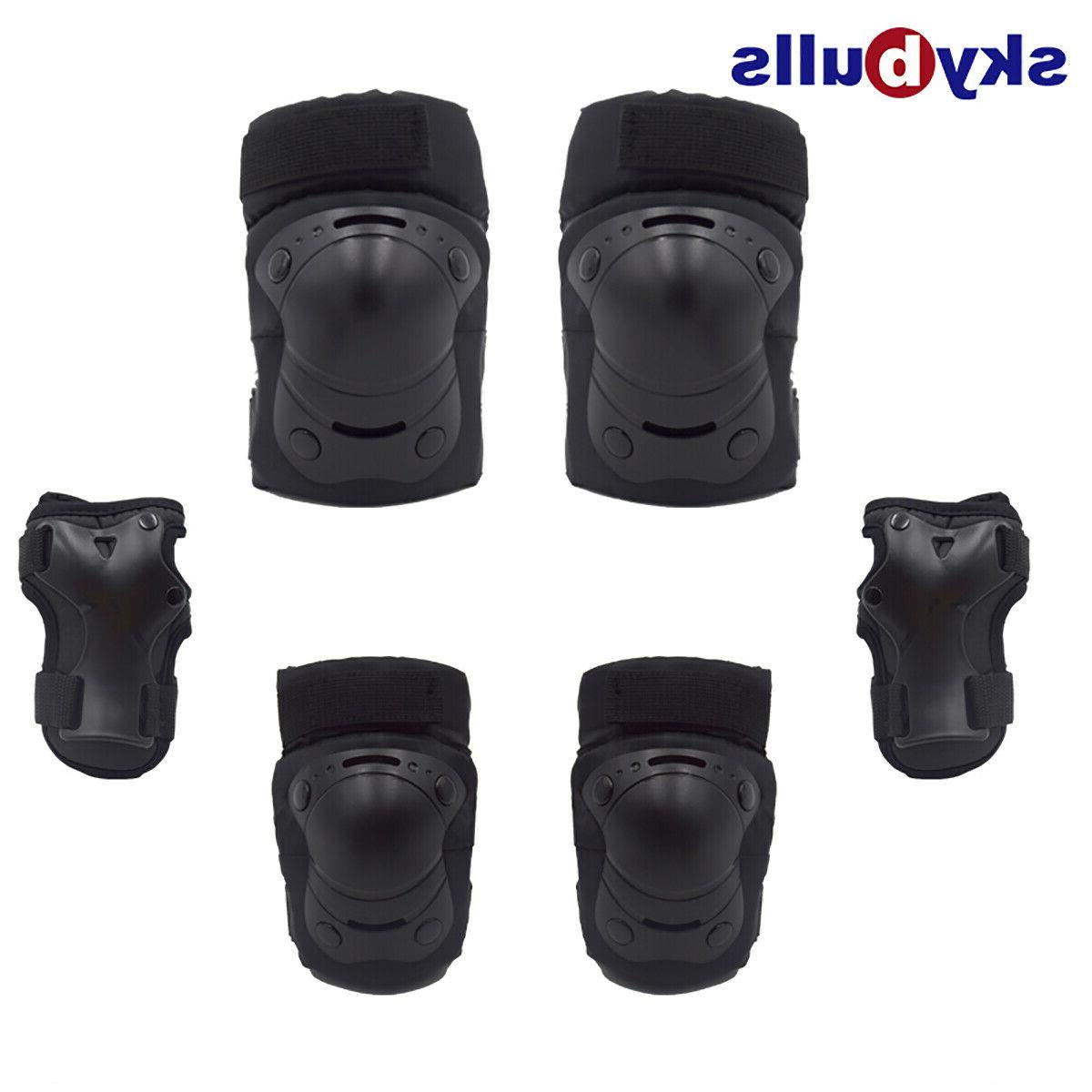 6x Knee Pads Protective Gear Kids