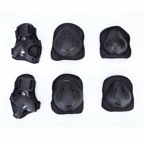 7Pcs Helmet Combo Bmx PACK US