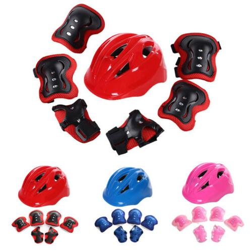 7pcs Sets Knee Bike Adult Kid
