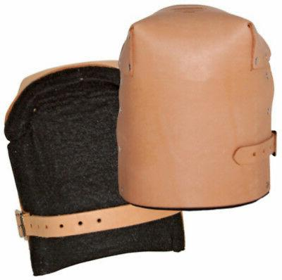 Bucket Boss 92013 Pro Leather Kneepads