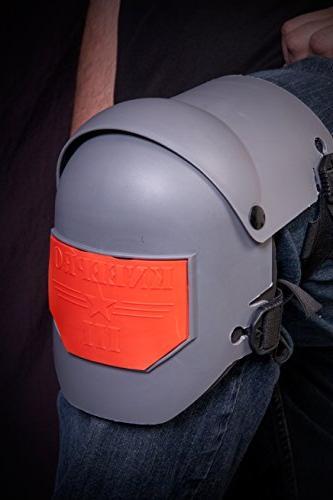 Sellstrom S96110 Ultra III - Hard Hinged Knee Pad