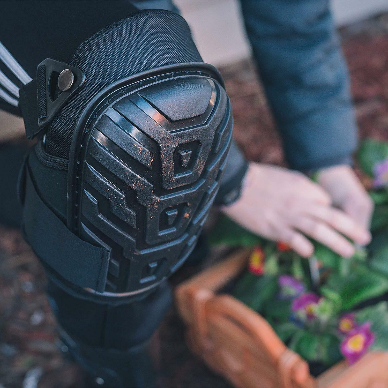Adjustable Knee for Heavy Duty Foam Gardening
