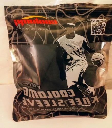 COOLOMG Basketball Pads/Sleeves Black...FREE