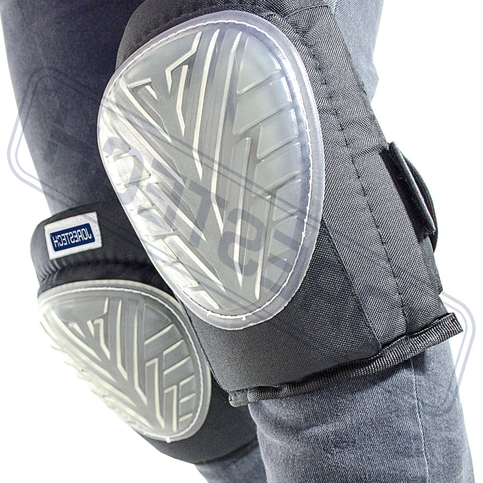 Construction Gel Knee Safety Comfort Pair Professional