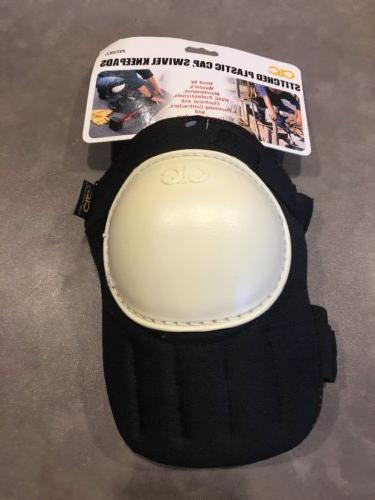 Custom Leathercraft CLC V230 Swivel Knee Pads Stitched Plast