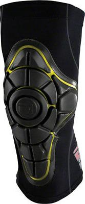 G-Form Pro-X Knee Compression Padding Small Black/Yellow