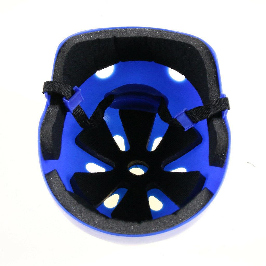 Kids Skateboard Helmet Cycling Elbow Pads Protective Gear