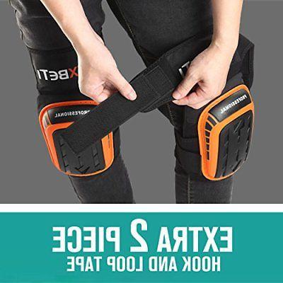 Knee Pads Work, Construction Pads Tools by REXBETI, Duty Foam
