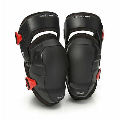 Prolock Professional Construction Foam Comfort Knee Pads Plu