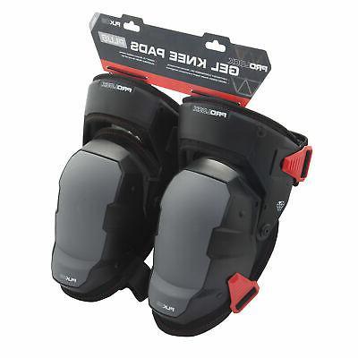 Prolock Professional Construction Gel Comfort Knee Pads PLK08
