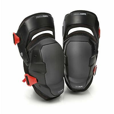 Prolock Professional Construction Gel Comfort Knee Pads Plus