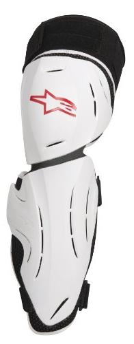 Alpinestars A-Line Knee/Shin Guard, Small/Medium, Black/Whit