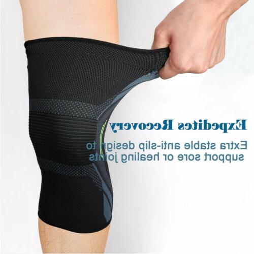 A Sport Knee Support Knee Pads Compression