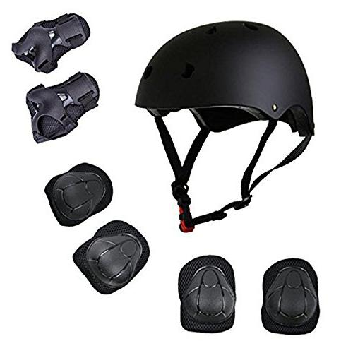 adjustable helmet protective pads knee