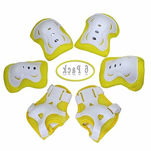 adjustable safety protective gear set