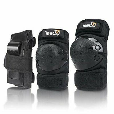 adult knee pads elbow pads wrist guards