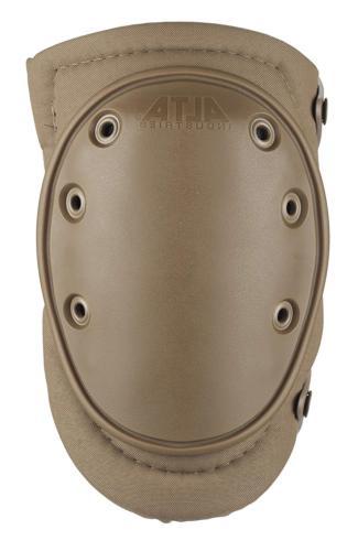 Alta Industries AltaFLEX Knee Pads Coyote Black Rubber Cap D