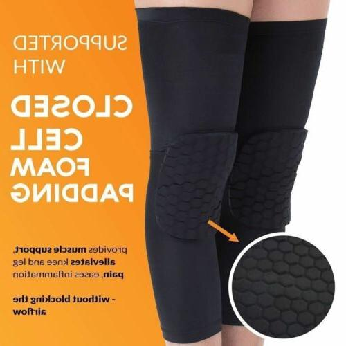 Basketball Adult Long Brace Support Protect