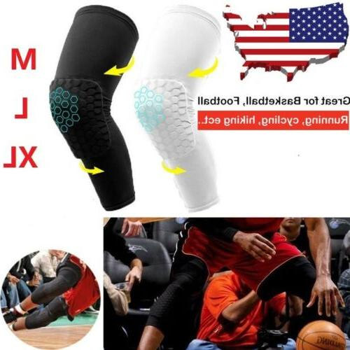 basketball knee pads adult long kneepad football