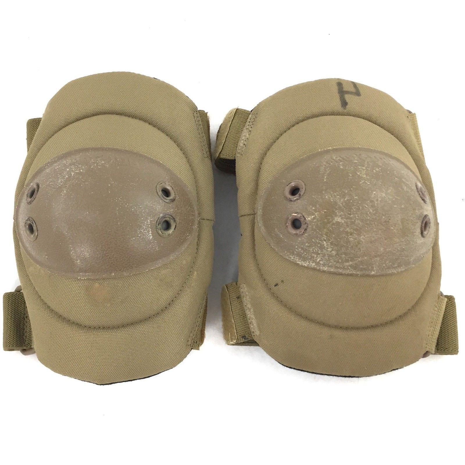 blackhawk hellstorm advanced tactical elbow pads coyote