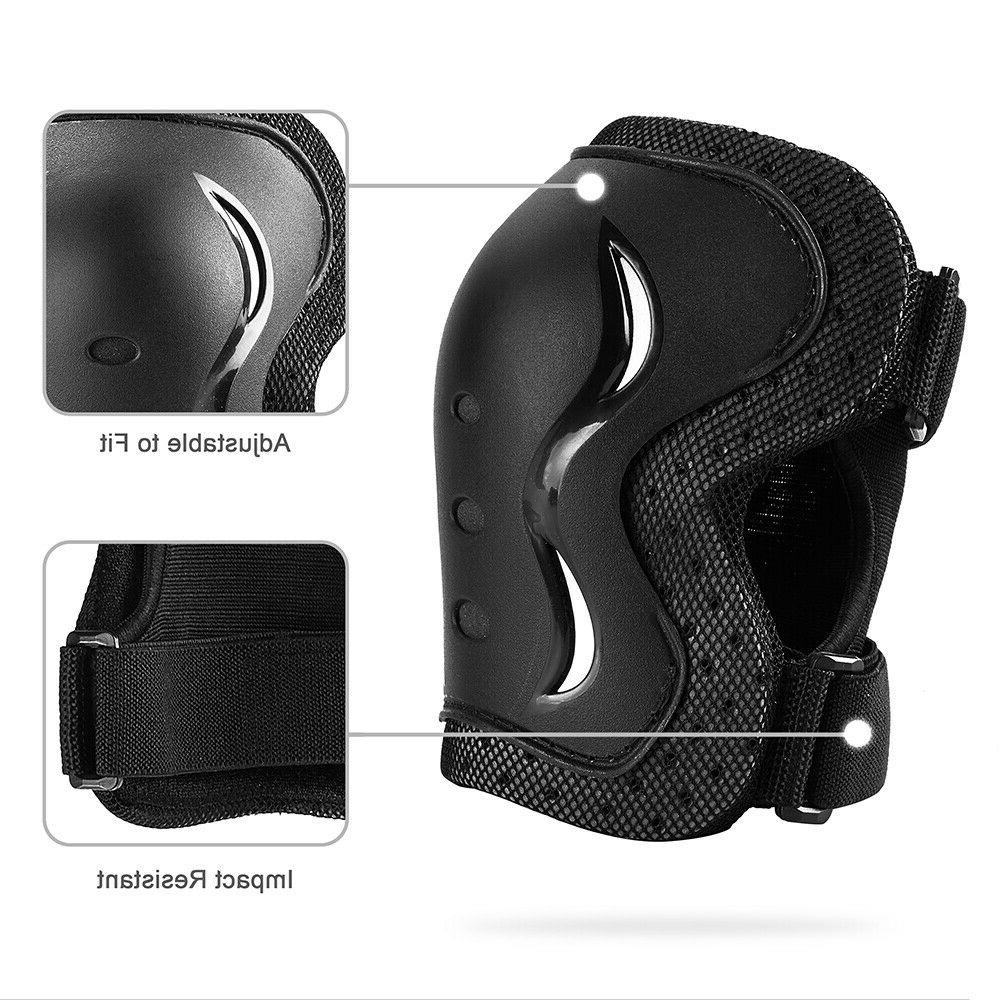 BMX Bike Pads and Elbow Pads with for Adult