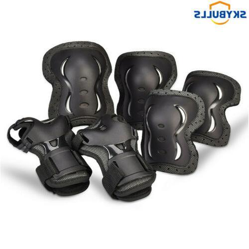bmx bike knee pads and elbow pads