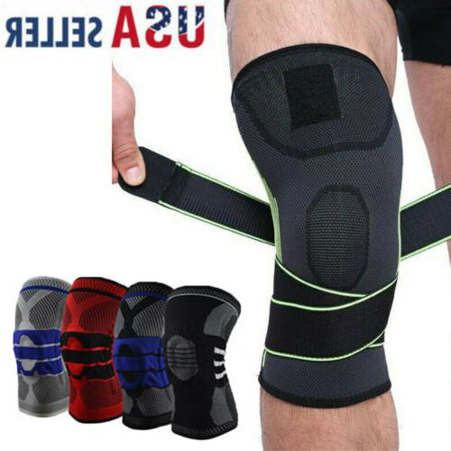 breathable sports support brace high compression silicone