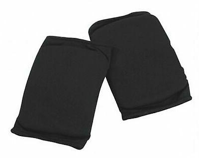 cheerleading and dance knee pads large black