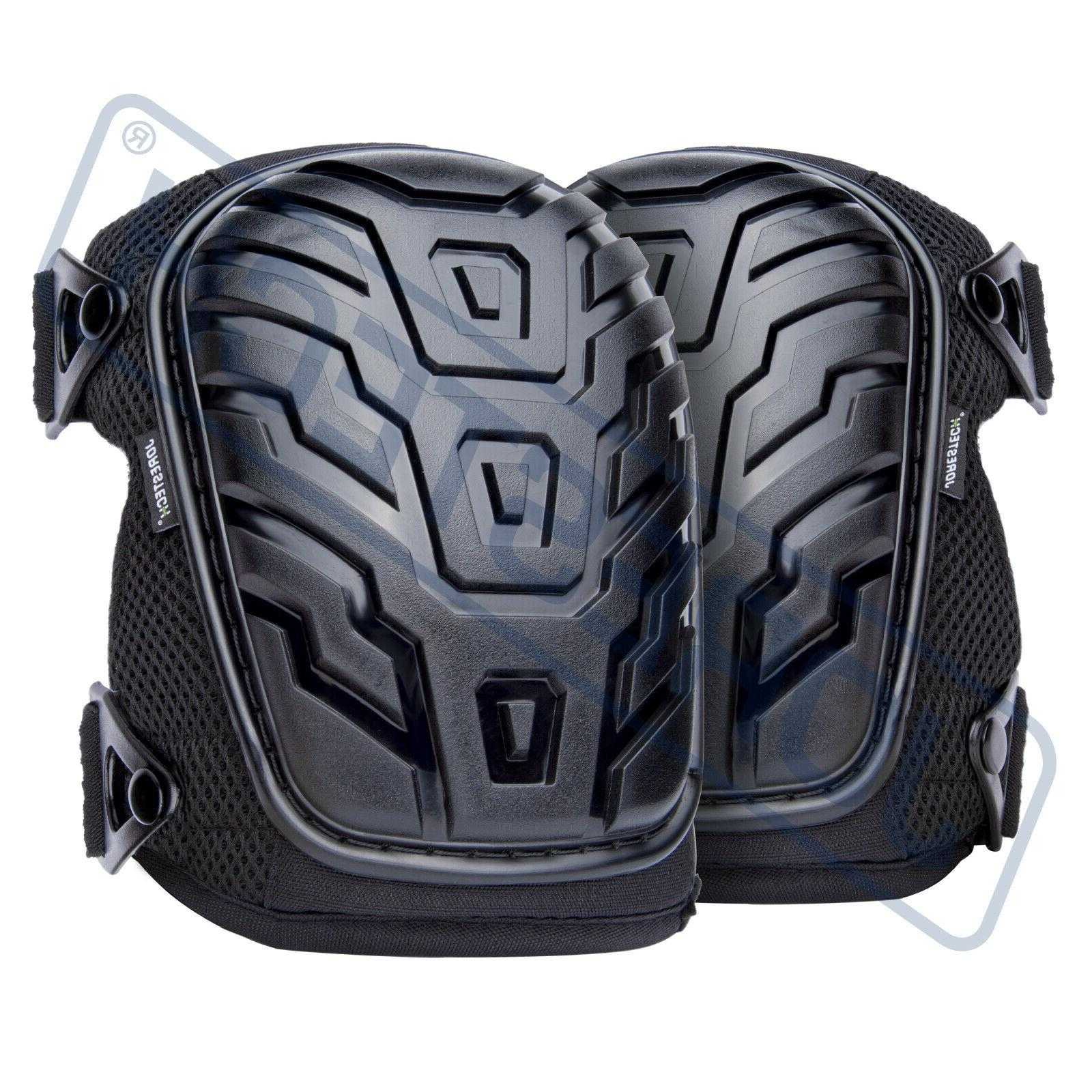 construction gel knee pads safety leg protectors