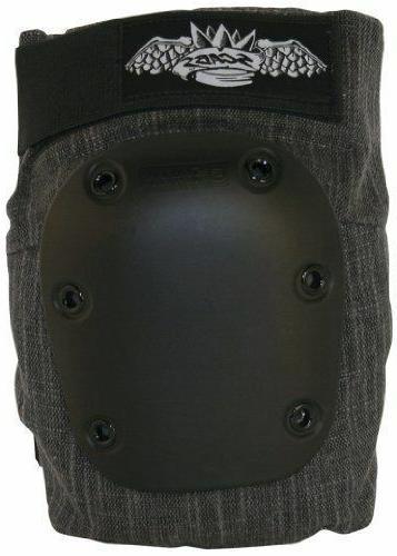 crown park knee pads for skateboard roller