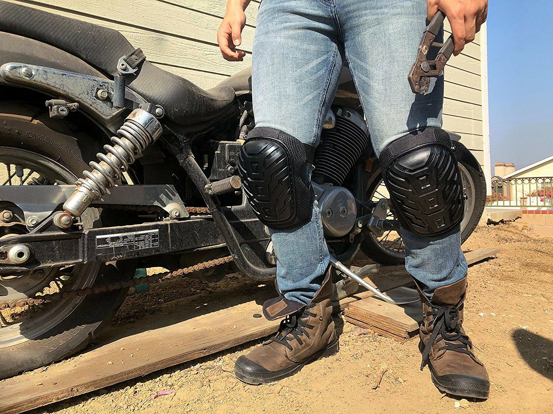 Cut Resistant Gloves + Professional Knee Heavy Duty Foam Cushion