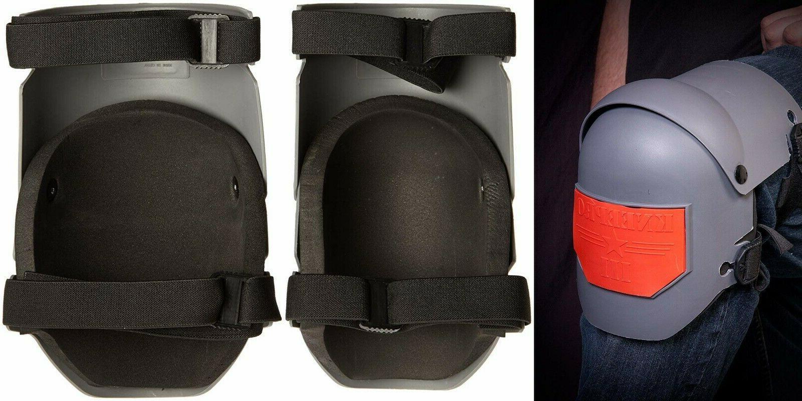 durable comfortable hinged knee pad knee pro